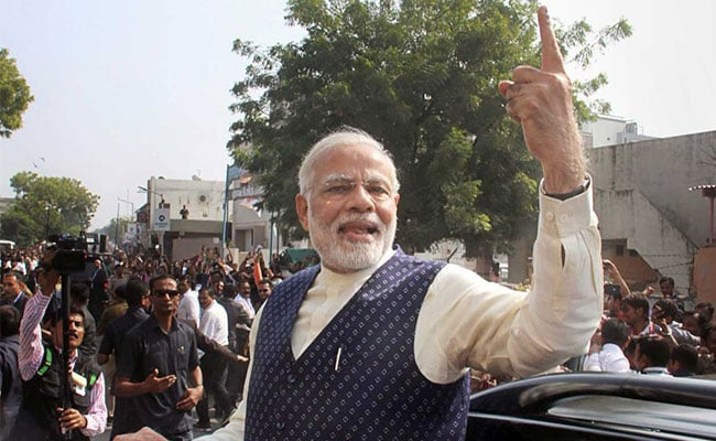 PM Modi To Address Rallies In Mizoram And Meghalaya Tomorrow