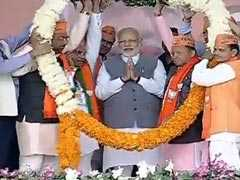 Gujarat Election 2017 Highlights: My Government Is For Poor, Says PM Modi In Vadodara