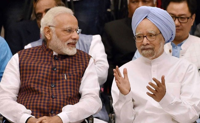 PM In House As Congress Shouts 'Apologise To Dr Sahab (Manmohan Singh)'