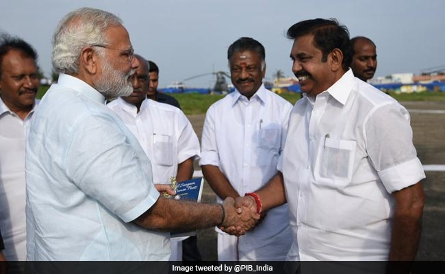 Cyclone Ockhi Hit Tamil Nadu Seeks Rs 9,300 Crore Package During PM Modi's Visit
