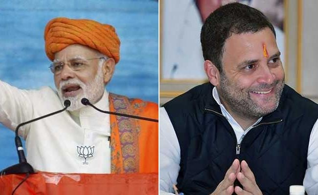 Rahul Gandhi says Congress respects the chair of Prime Minister