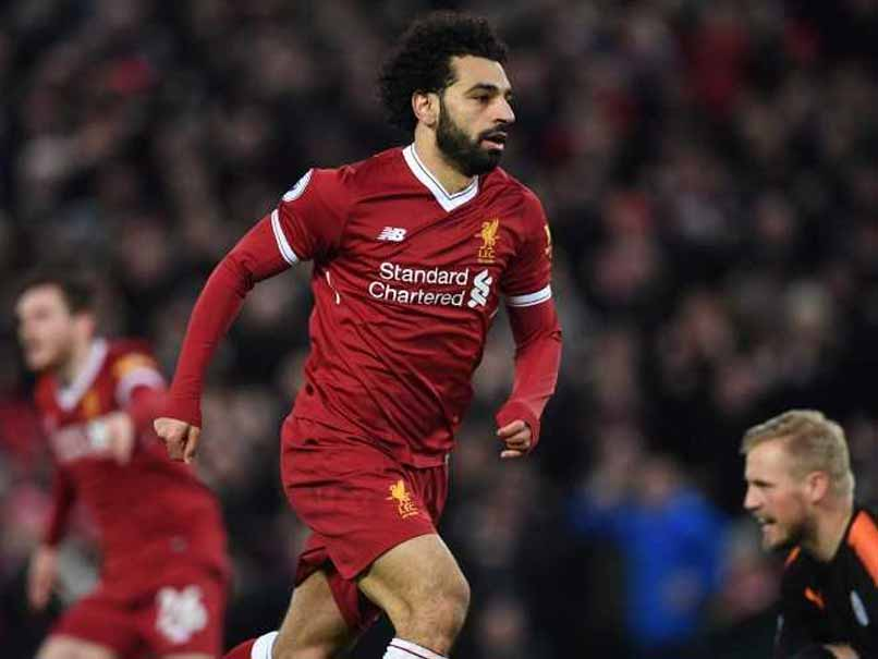 Premier League: Mohamed Salah Shines As Liverpool Down Leicester City