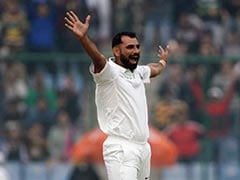 India Vs Sri Lanka: Mohammed Shami's Dismissive Reply To Angelo Mathews' 'Worse' Comment