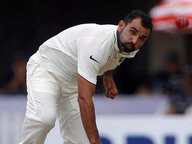 Mohammed Shami Trolled For New Year Photo, Deletes It