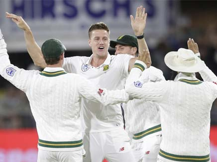One-Off Test: Keshav Maharaj, Morne Morkel Star As South Africa Crush Zimbabwe Inside Two Days