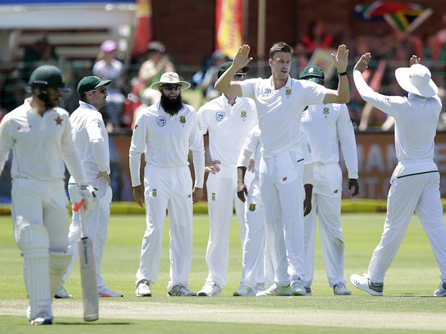 Final Session Of A Day Will Be Crucial Against India: Morne Morkel