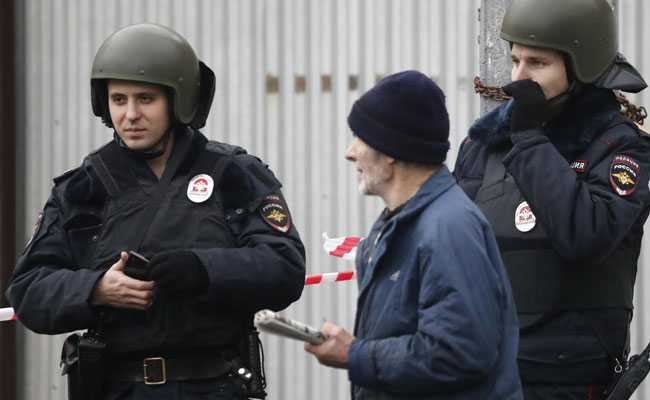 Gunman Kills One In Moscow Pastry Factory, Confesses To Radio Station