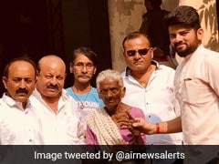 Gujarat Election 2017: 106-Year-Old Motli Ba, Living Witness To Historic Dandi March, Casts Vote