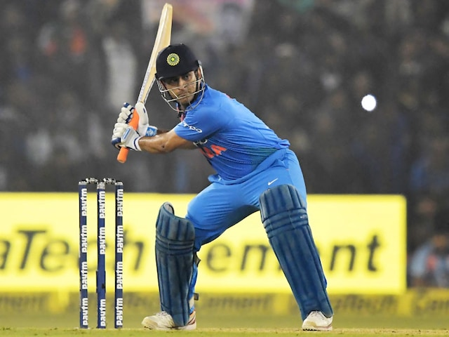 MS Dhoni At No.4 Is Ideal For India, Says Rohit Sharma