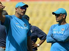 Ravi Shastri Blasts MS Dhoni Critics, Asks Them To Take A Look In The Mirror