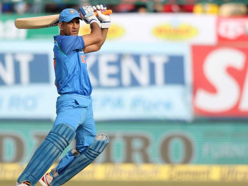 India vs Sri Lanka, 1st T20I: MS Dhoni Notches up 3 Records in Cuttack Win