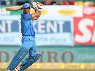 India vs Sri Lanka, 1st T20I: MS Dhoni Notches up 3 Records in Cuttack Win