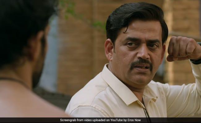 फिल्म 'मुक्काबाज' के ट्रेलर लांचिंग में खूब हुई मस्ती, रवि किशन ने बांधा समां