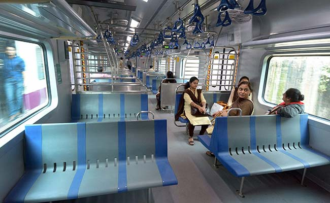 First AC Suburban Service In Mumbai To Commence On Monday