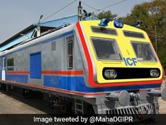 First AC Local Train On Delhi-UP Towns Route From February: Railways