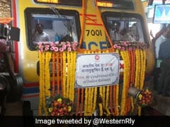 On First Day Of Mumbai AC Local Train, Ticketless Traveller Arrested