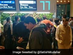 Ruckus At Mumbai Airport After Air India Flight Gets Delayed By 7 Hours