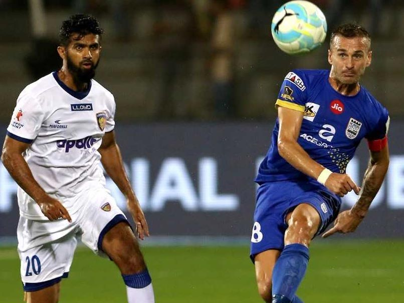 ISL 2017: Emana On Target As Mumbai City FC Beat Chennaiyin 1-0