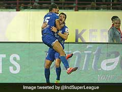 Indian Super League: Mumbai Hold Kerala 1-1, Chennaiyin Beat FC Pune City
