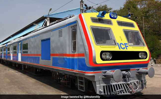 Mumbai AC Local: 10 Things To Know About The Brand New Train