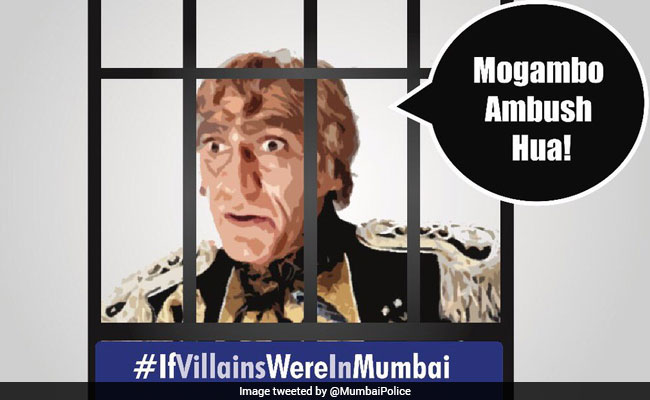 Mumbai Police Take On Reel-Life Villains In Creative Online Campaign