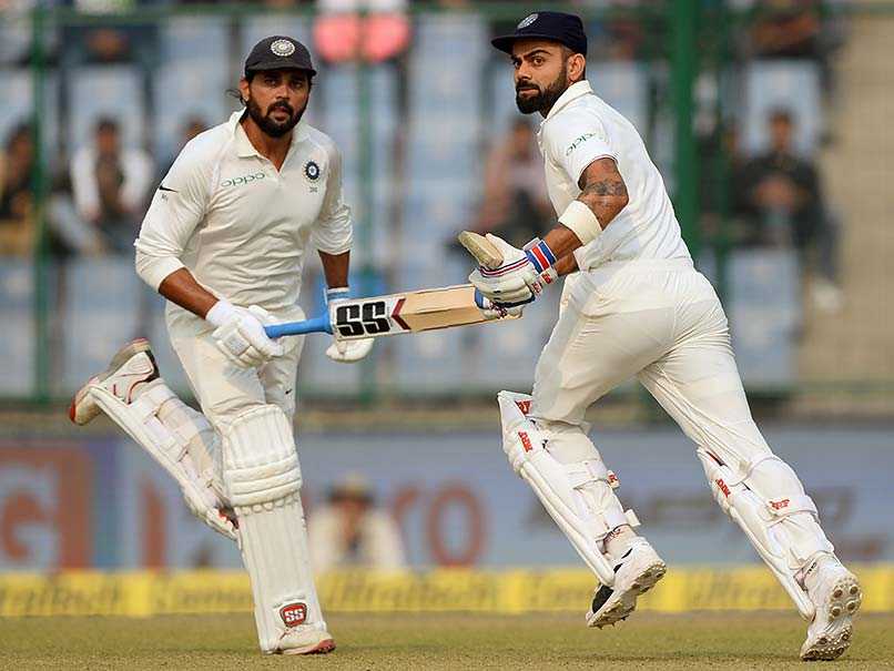 Highlights, India vs Sri Lanka, 3rd Test, Day 1: Virat Kohli, Murali Vijay Give Hosts Opening Day Honours vs Visitors
