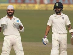 India vs Sri Lanka, 3rd Test, Day 1: Record Breaking Virat Kohli, Solid Murali Vijay Punish Visitors