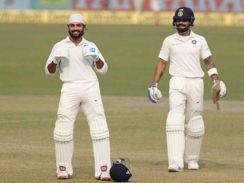 India vs Sri Lanka, 3rd Test, Day 1: Record Breaking Virat Kohli, Solid Murali Vijay Punish Visitors