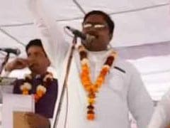 "UP Corporator Who Took Oath In Urdu Charged With ""Intent To Hurt Religious Sentiment"""