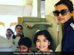 Inside Namrata Shirodkar's Vacation With Kids. But Where Is Mahesh Babu?
