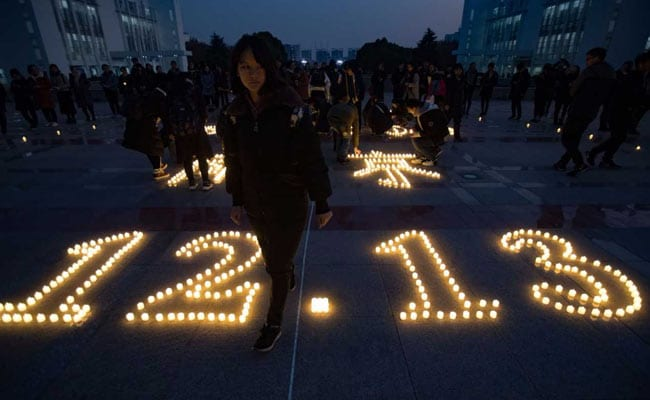 China Marks 80th Anniversary Of Nanjing Massacre