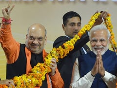 Days After Results, BJP Touches 100-Mark In Gujarat, With Some Help