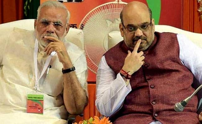 PM, Amit Shah Removed AFSPA In Arunachal, File Treason Case: Congress