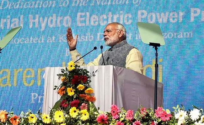 PM to visit Mizoram and Meghalaya tomorrow; will inaugurate various development projects