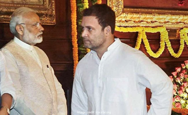 What About PM, Asks Congress After Election Body Notice To Rahul Gandhi