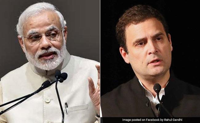 राहुल का पीएम मोदी पर हमला, बोले- अपनी पोल खुलने की वजह से वो चुनाव का एजेंडा बदल रहे हैं