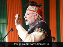 PM Modi On Mizoram, Meghalaya Development Blitz Ahead Of Polls: 10 Points