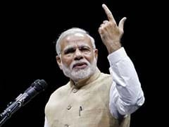 PM Modi Bats Strongly For Simultaneous Polls, Slams Caste Politics