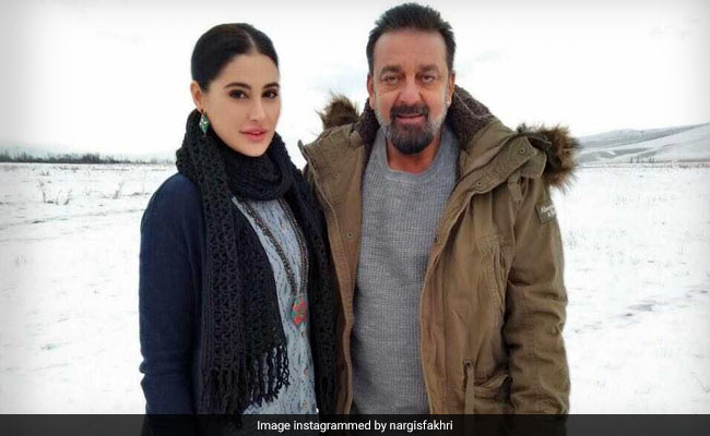 Torbaaz: Nargis Fakhri, Sanjay Dutt And A Whole Lot Of Chill Vibes