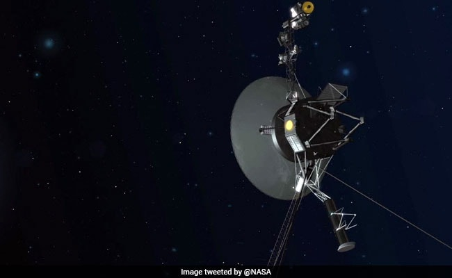 Voyager 1 Fires Up Thrusters After 37 Years