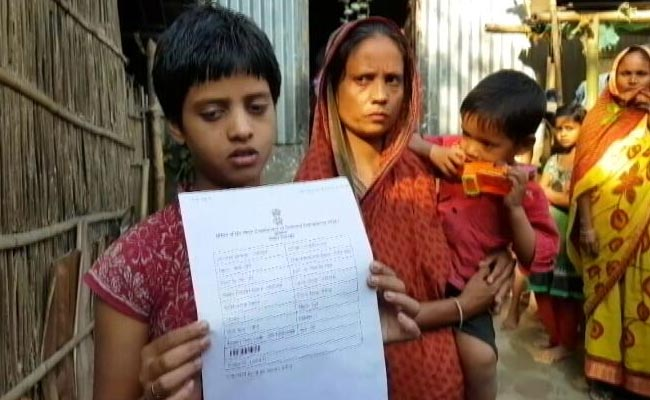 Assam tense ahead of first draft NRC publication