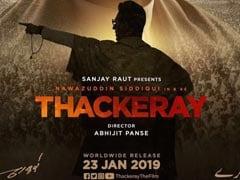 बाल ठाकरे की बायोपिक 'ठाकरे' का First Look रिलीज, नवाजुद्दीन सिद्दीकी की शानदार अपियरेंस