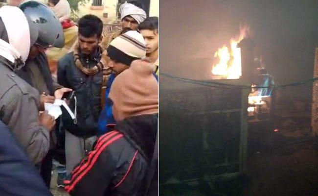 बिहार में नक्सलियों का तांडव : जमुई में दो सुरक्षाकर्मियों की अपहरण के बाद गला रेतकर हत्या