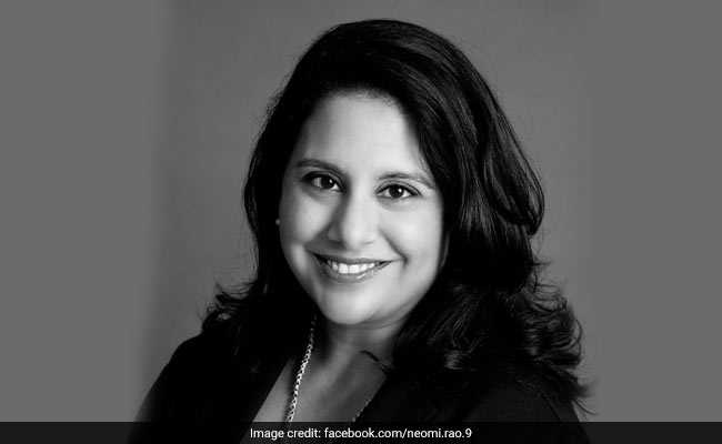 Indian-American Neomi Rao Faces Scrutiny Over Past Writing About Rape