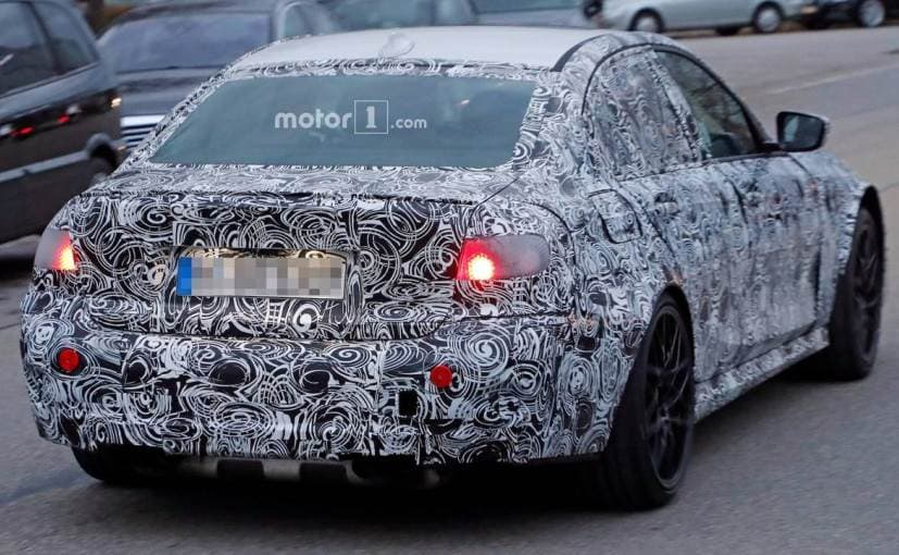 The next-gen BMW M3 is likely to be introduced sometime in the second half of 2019