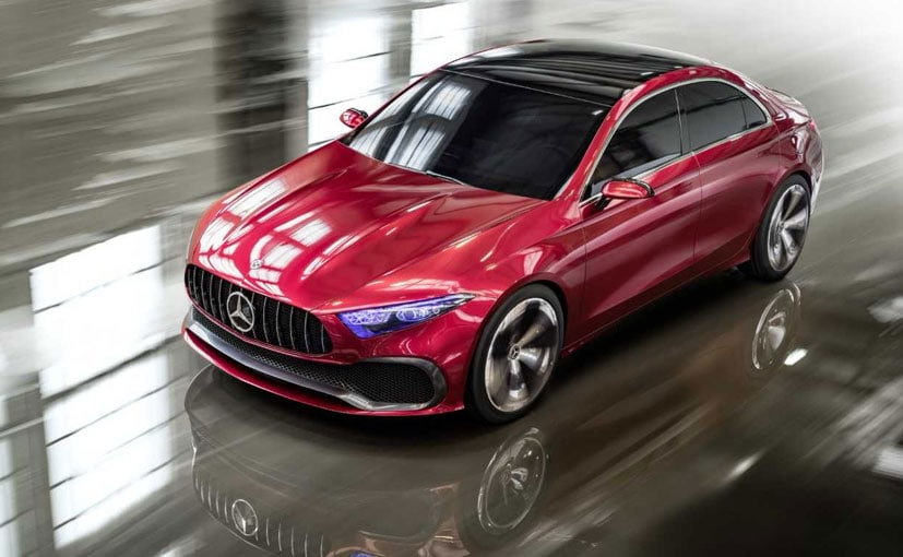 A-class sedan right for US, Mercedes says