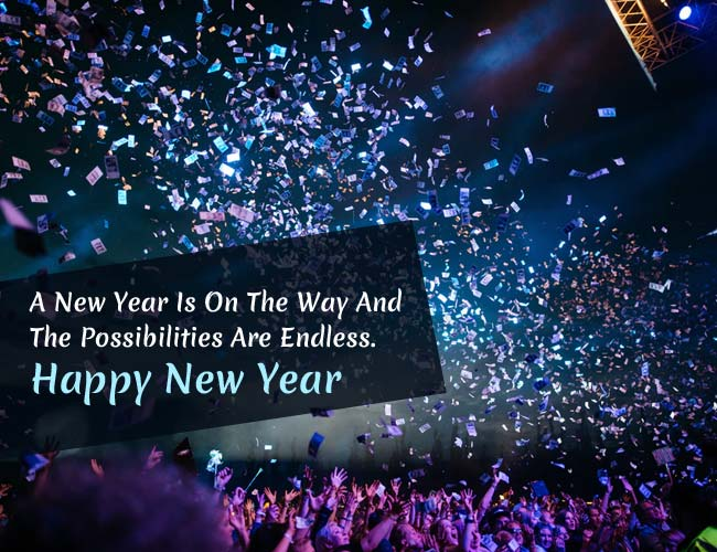 new year 2018 sms messgaes