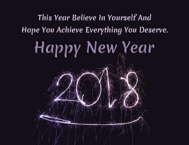 new year messages happy new year 2018