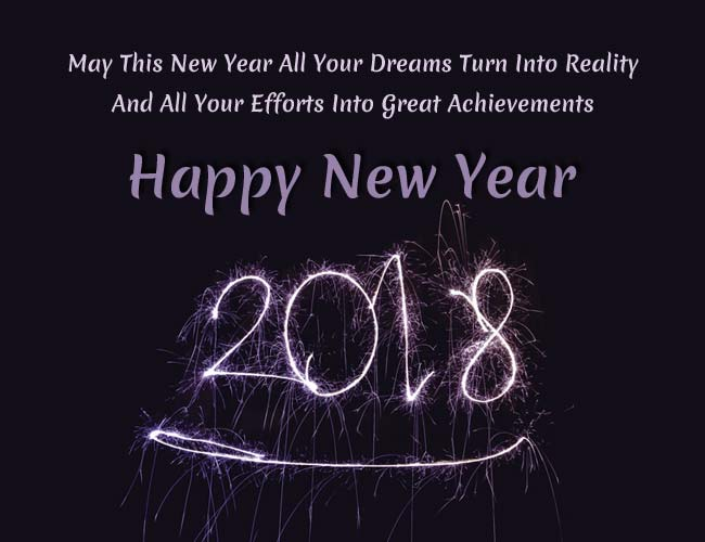 Happy New Year 2018: Images, Wishes, SMS And WhatsApp Messages For Family And Friends