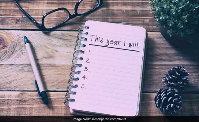 happy new year 2018 tips to make new year resolutions